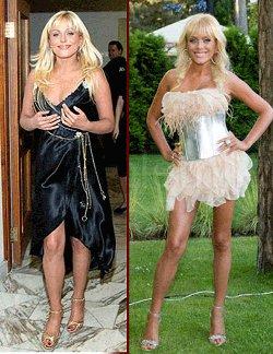 фото до и после похудения юлии началовой