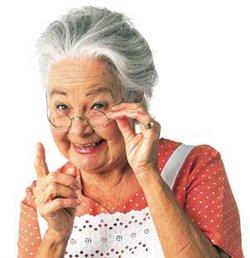 бабушкиной диетой